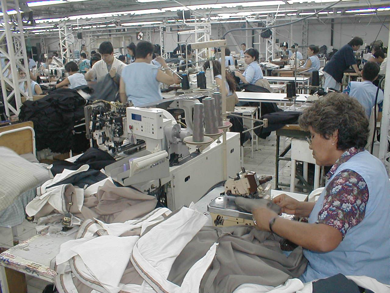 Resultado de imagen para actividad manufacturera