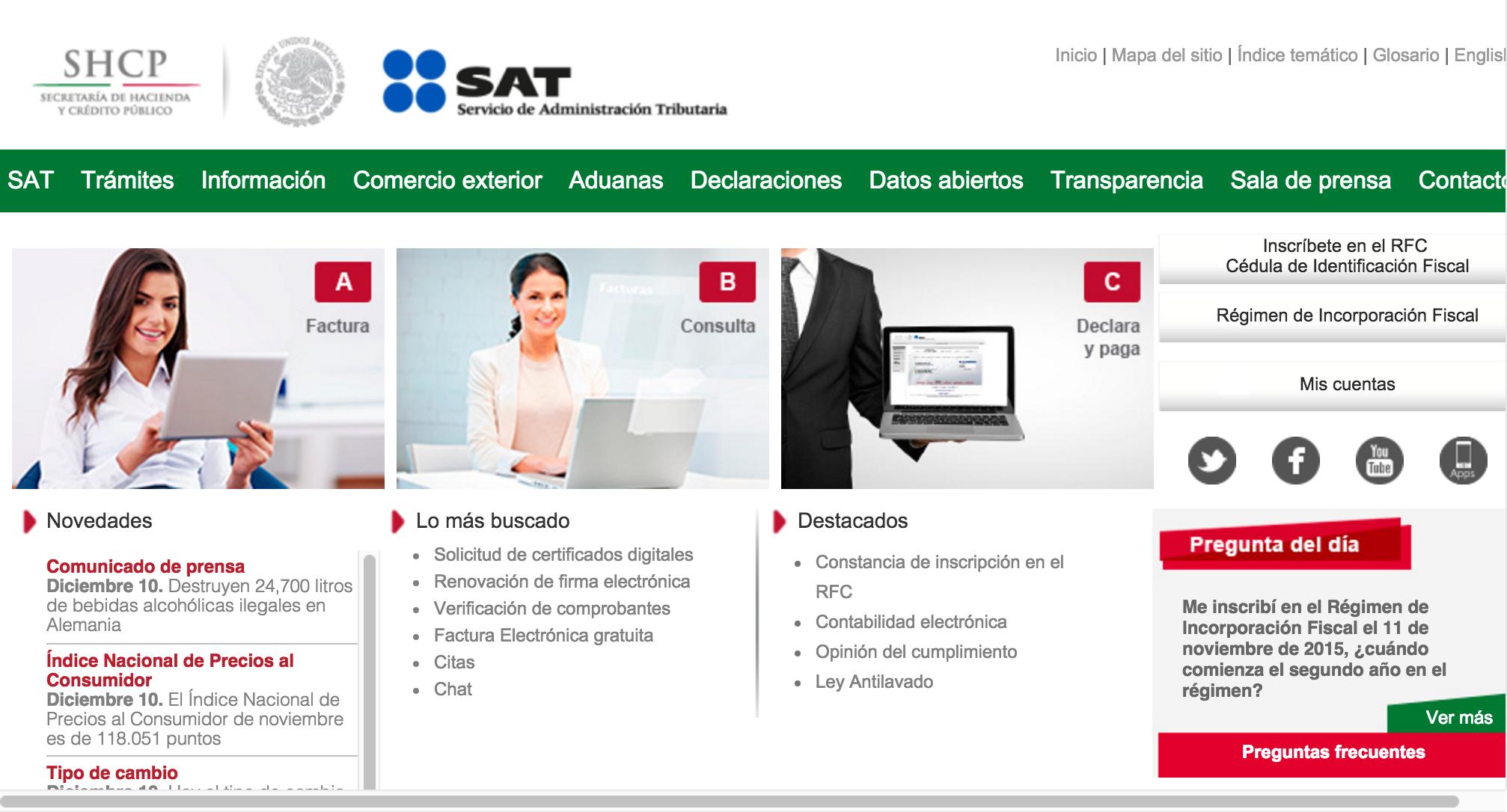 Llega Sat A Municipios Del Norte Revista Líder Empresarial