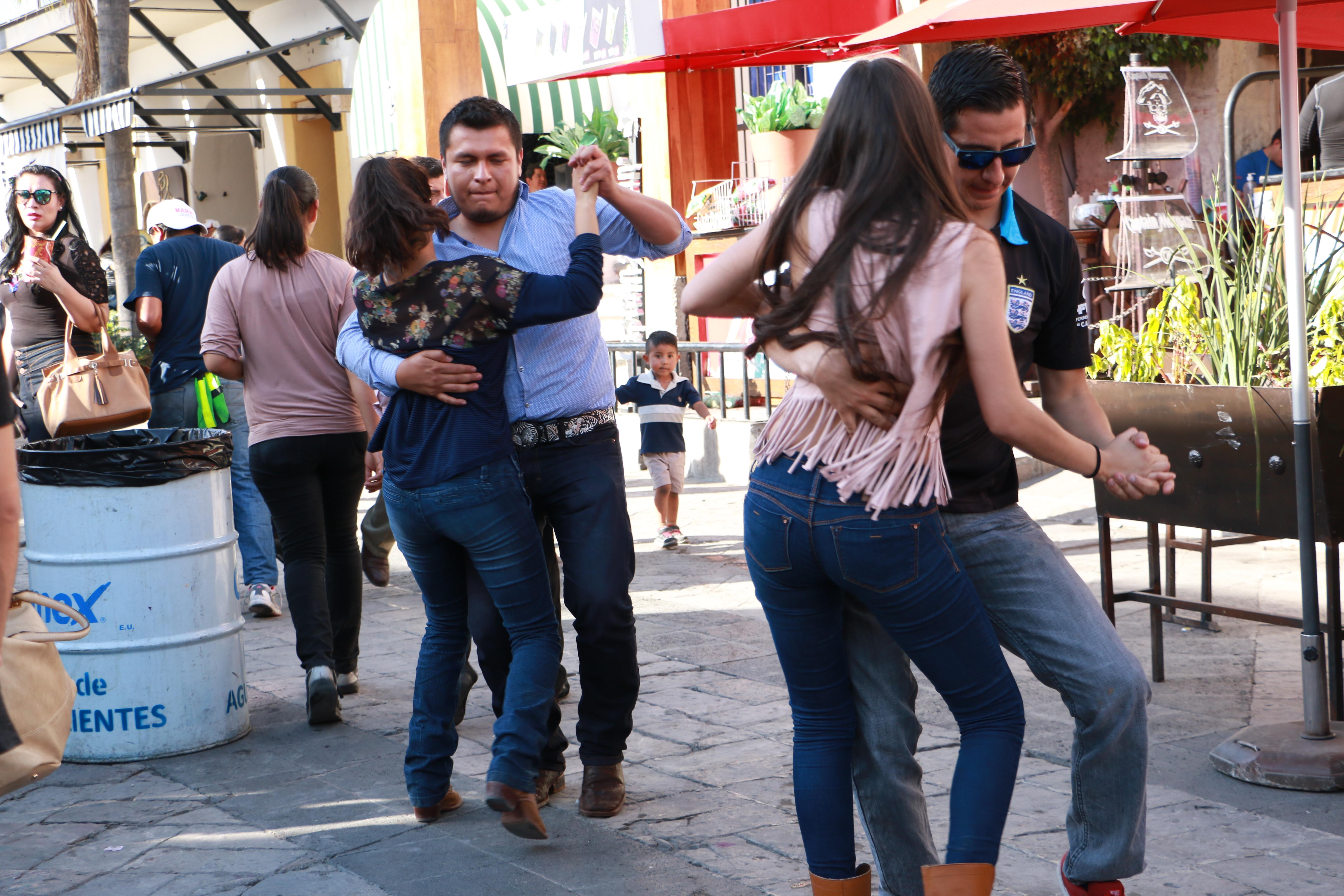 Feria baile 2016
