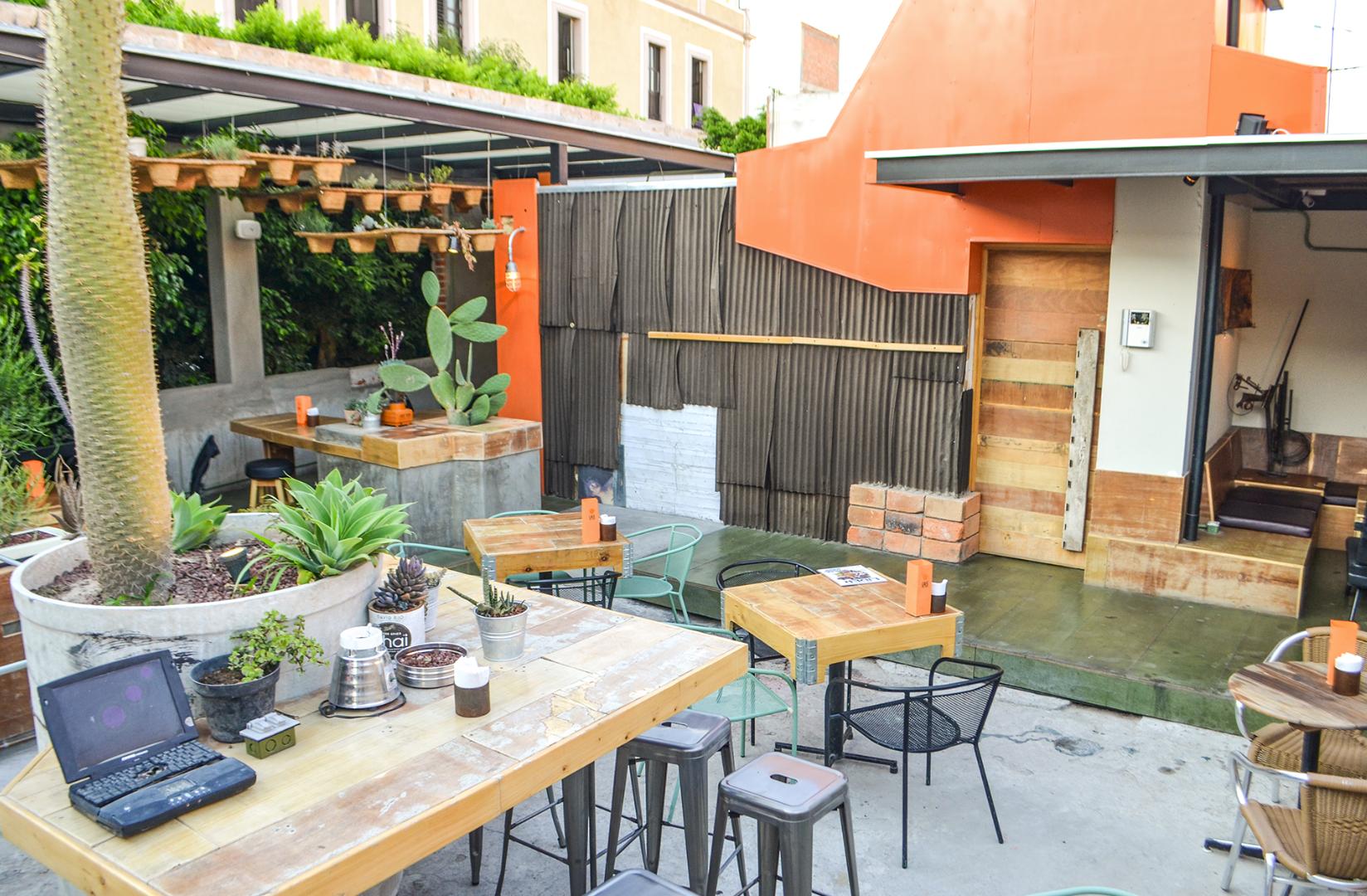 Café Del Codo Revista Líder Empresarial