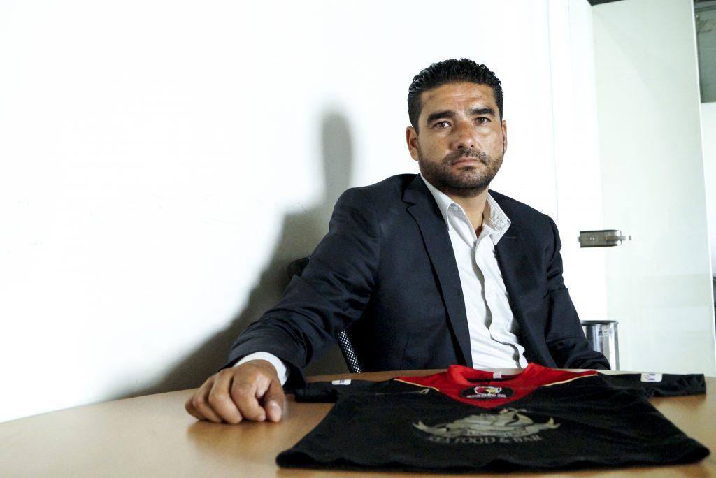 Jorge Macías Cardenales FC