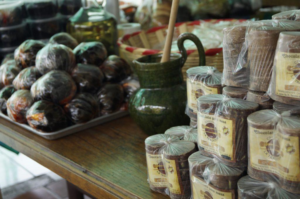 productos de oaxacca