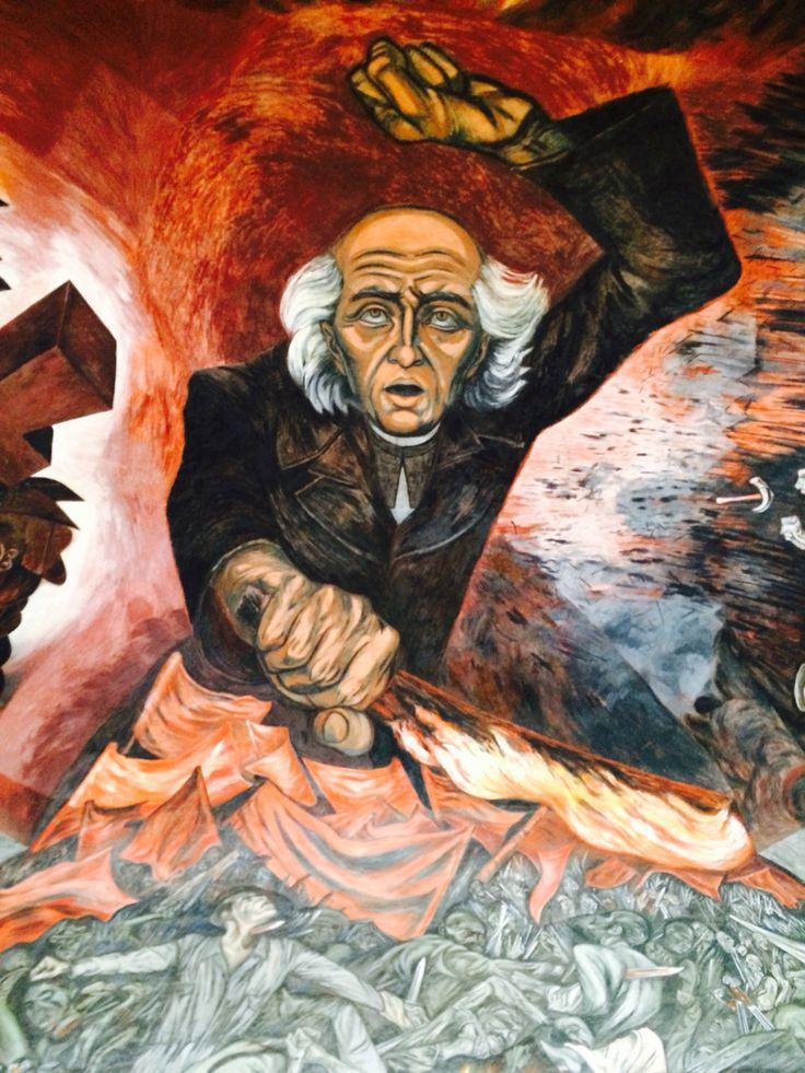 El grito de Dolores en dos murales impresionantes - Líder Empresarial