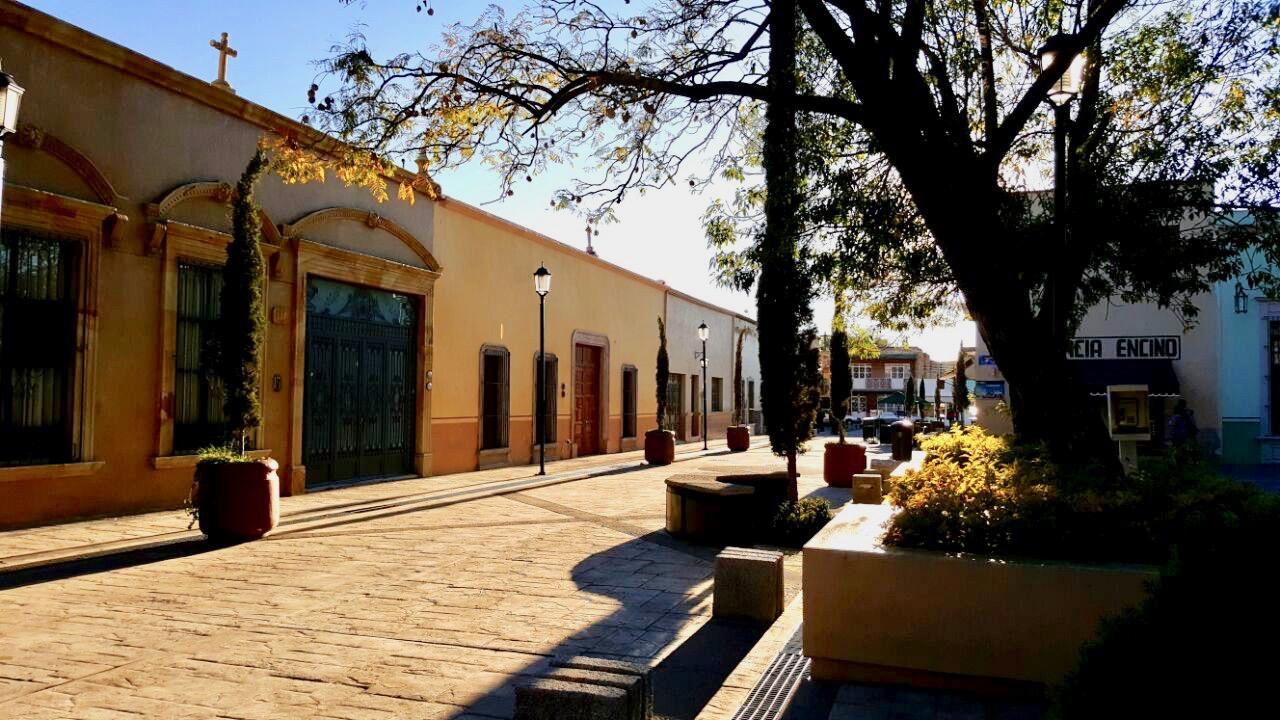 barrio antiguo de Aguascalientes