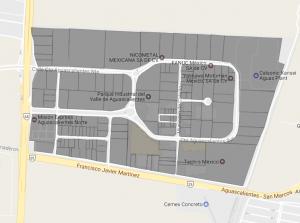 Parque Industrial del Valle de Aguascalientes