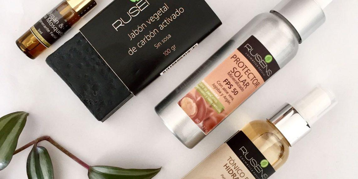 Rusens: cosmética orgánica - Líder Empresarial
