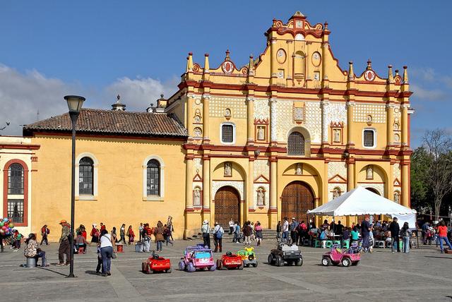 San Crist U00f3bal De Las Casas  Una Joya Colonial Rodeada Por