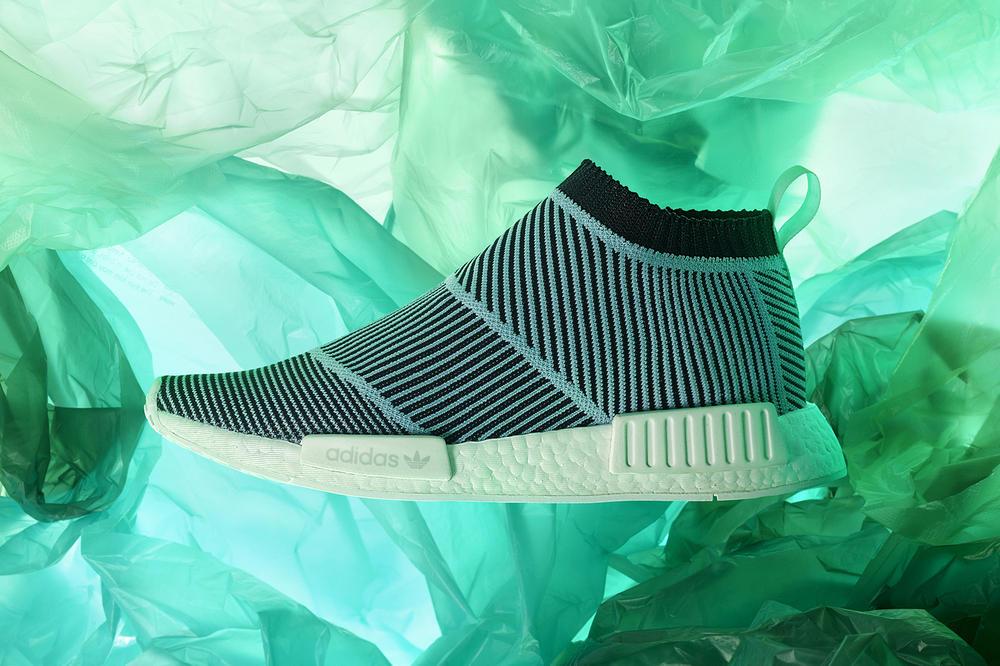 Adidas se vuelve sostenible y anuncia que solo usará plástico reciclado
