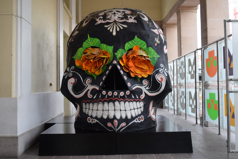 Museo Nacional de la Muerte en la ciudad de Aguascalientes.