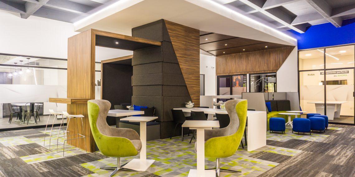 Nodus Flex Center: El coworking que eleva a tu empresa