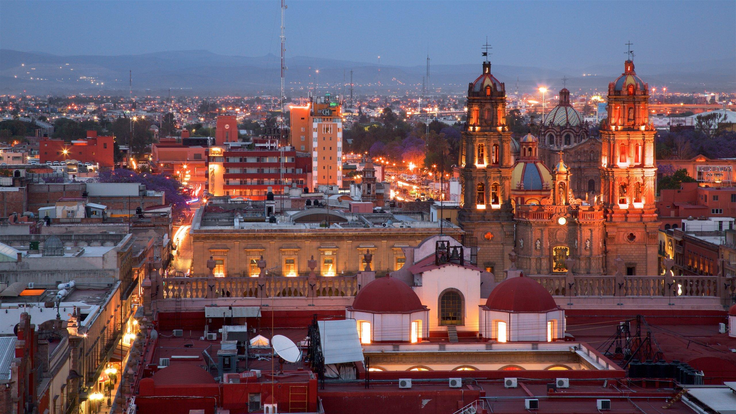 San Luis Potosí se ha desarrollado y crecido en los últimos años