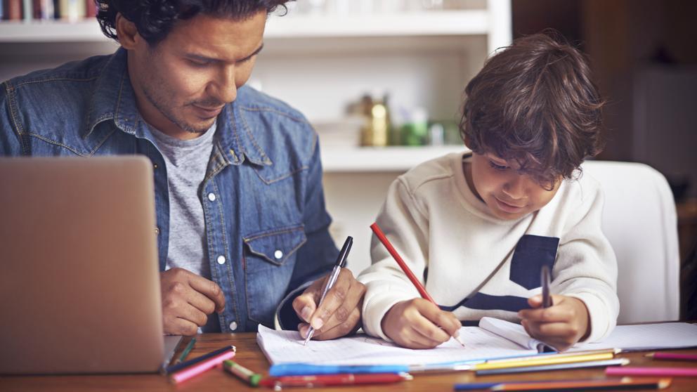 """Aprende en casa: La plataforma para """"papás maestros"""" de la SEP - Líder  Empresarial"""