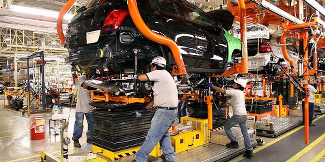 Así ha caído la industria automotriz en el primer semestre de 2020 - Líder Empresarial