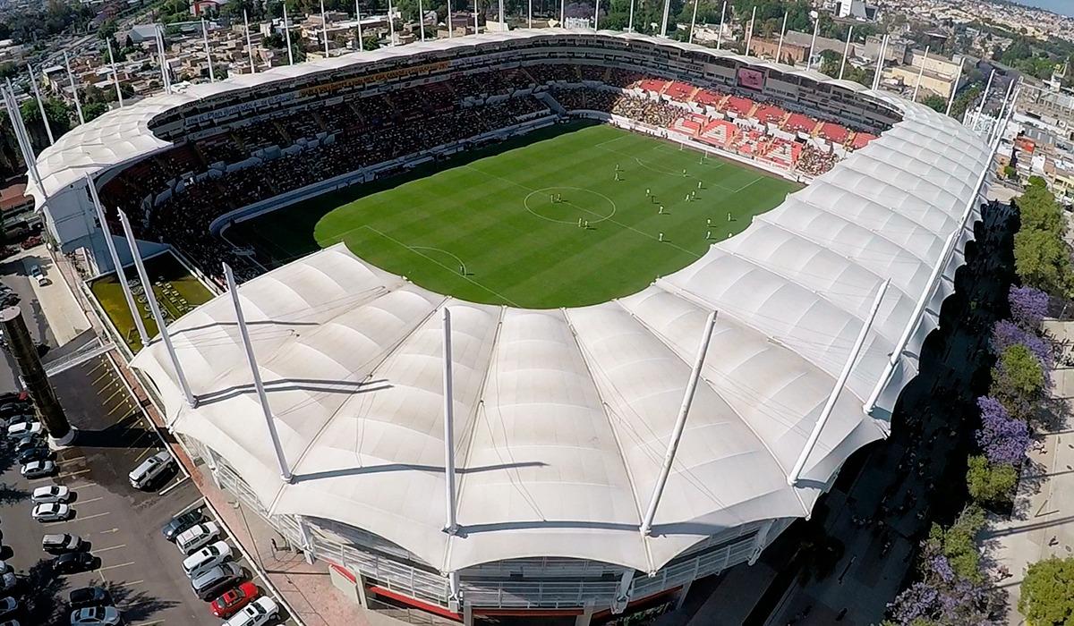 El Estadio Victoria, el quinto mejor valorado del fútbol mexicano - Líder  Empresarial