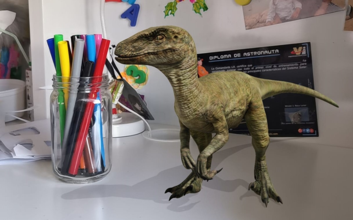 Google Trae Dinosaurios A Tu Entorno Miralos En 3d Lider Empresarial Without going offline with chrome, enjoy the no internet game t rex now. google trae dinosaurios a tu entorno