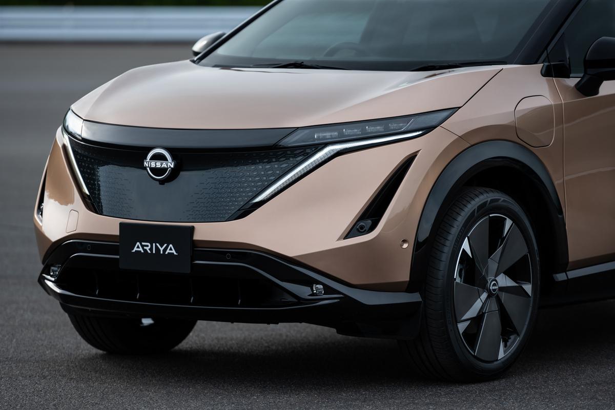 Ariya El Primer Crossover Suv 100 Electrico De Nissan Lider Empresarial