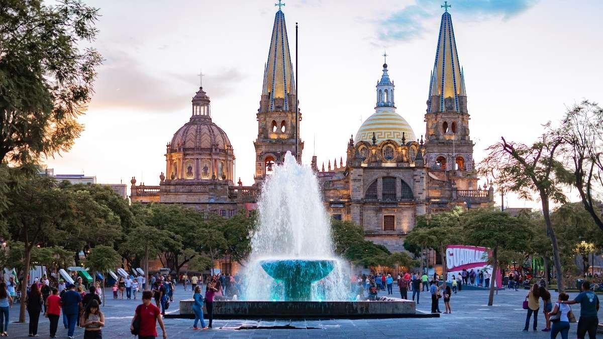 La capital de Jalisco es la segunda más poblada de México.