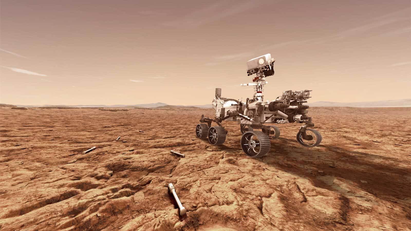 """Por qué es probable que hayamos """"contaminado"""" Marte con vida (y por qué es un problema)"""