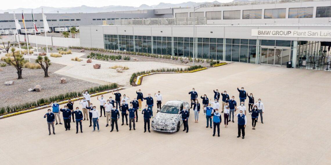 Así es el BMW Serie 2 Coupé que producirá la planta de San Luis Potosí